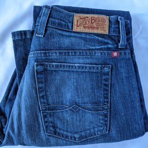 """Lucky Brand jeans size 6, 28"""", Inseam 30"""""""